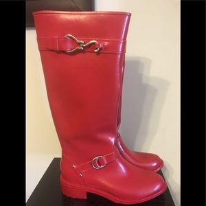 Cole Haan  waters Proof boots 👢 size 9